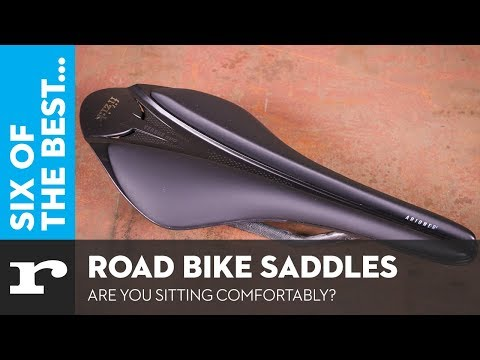 Six of the best road cycling saddles – Are you sitting comfortably?