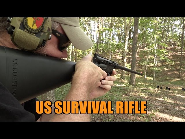 22Plinkster & Military Arms Channel Review the Henry AR-7