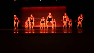 "Hannah's Dance Recital - When You're Good to Mama - ""Chicago"""