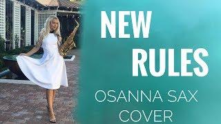 New Rules (Dua Lipa)   Osanna Sax Lounge Cover