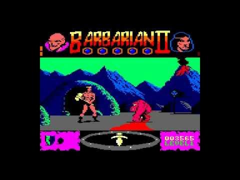 Barbarian II : The Dungeon of Drax PC
