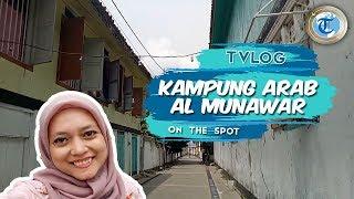 VLOG  Berkunjung ke Kampung Arab Tertua 'Al Munawar' yang Ada di Palembang