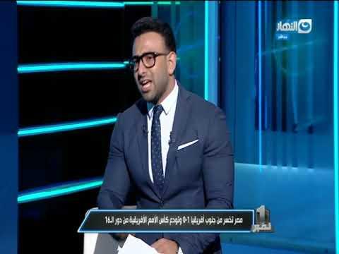 إبراهيم فايق: كلنا غلط ماعدا رضا عبد العال