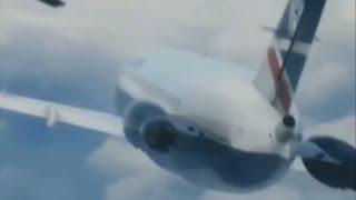 Pilot Sucked Out In Flight - British Airways Flight 5390 - P3D