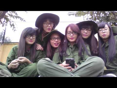 cover Cô Gái Mở Đường - Tốp nữ cover cực hài hước