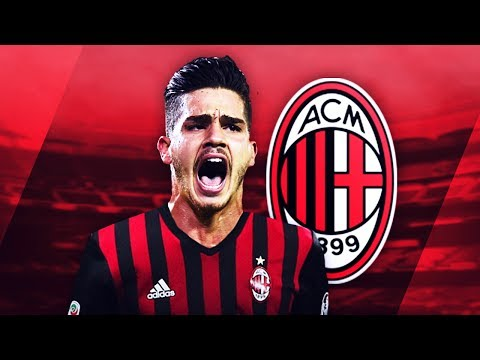 ANDRE SILVA - Welcome to Milan - Incredible Skills, Goals & Assists - 2017 (HD)