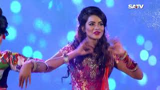 Ore O Bashi Wala  | Eid Dance By Nazifa Tushi & Asad Khan | Eid Dance Program On SATV