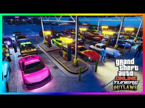 GTA ONLINE TUNERS & OUTLAWS SPECIAL - FASTEST NEED FOR SPEED GTA 5 VEHICLES, EXOTIC CARS & MORE!