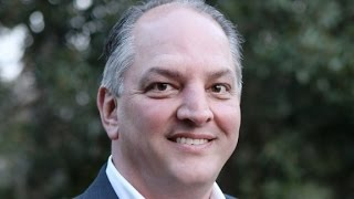 Full Interview: Louisiana Governor John Bel Edwards