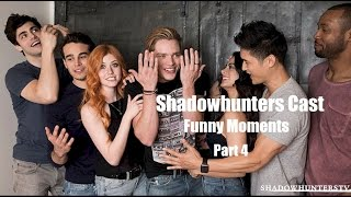 Shadowhunters Cast Funny Moments