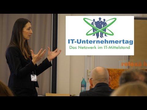 Impressionen vom 10. IT-Unternehmertag