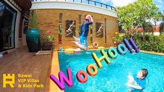 Video of Rawai VIP Villas & Kids Park