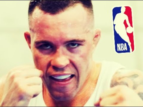 Colby Covington Blasts NBA Players for Postponing Games