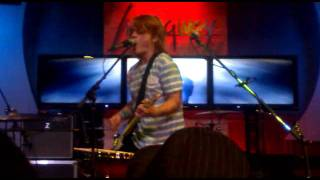 "Aaron Gillespie - ""All Things"" Live in Brownsville, Texas"