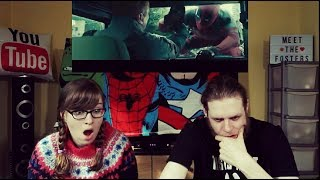DEADPOOL 2 | The Trailer REACTION!