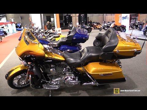 2015 Harley-Davidson CVO Limited - Walkaround - 2015 Salon Moto de Quebec