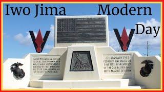 Iwo Jima Historical Sites with Japan Treasure Hunters