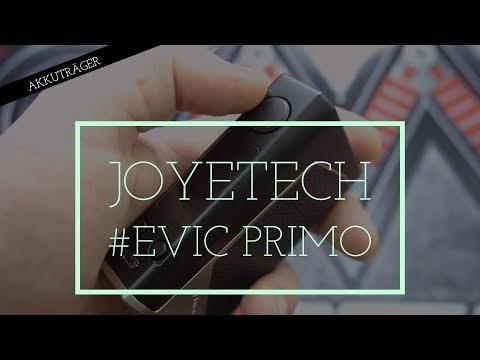 YouTube Video zu Joyetech eVic Primo Akkuträger 200 Watt