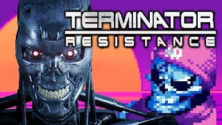 Live With Me, If You Want To Come! - Terminator Resistance (ft. Liam)