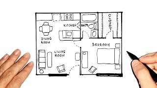 Therapy Video Small One Bedroom Apartment Floor Plans