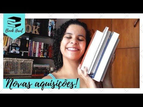 COMPRINHAS E RECEBIDOS: BOOK HAUL DE FEVEREIRO | Livraneios