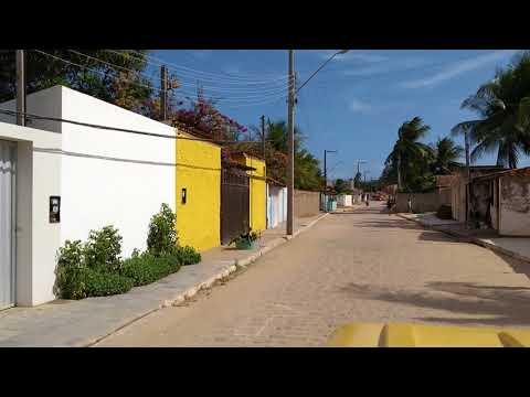 Passeio de buggy na Barra de Santo Antônio