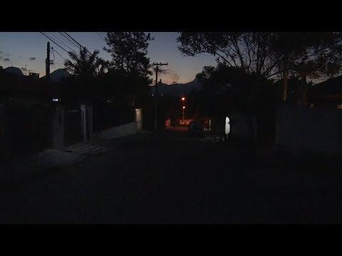 Sem iluminação pública, teresopolitanos vivem no escuro