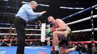 """Deontay Wilder vs. Tyson Fury """"LONG COUNT"""" HOAX EXPOSED!"""