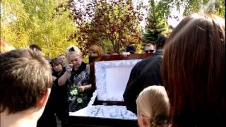 Похороны Аркадия Кобякова 23.09.2015 HD(original)
