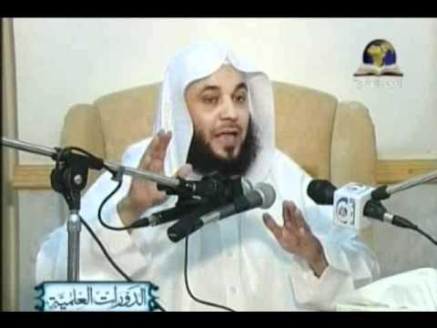 الشيخ خالد البكر & محاضرة عبر من السيرة النبوية 3