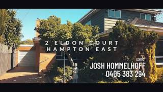 2 Eldon Court, Hampton East