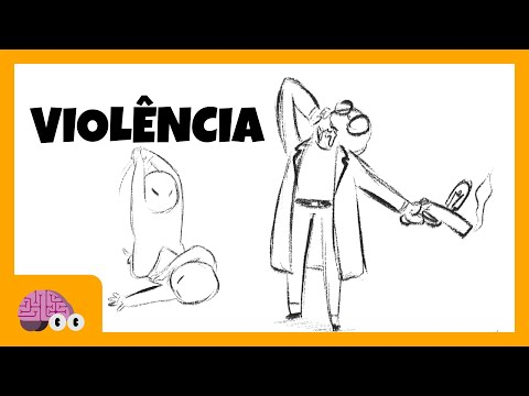 Quais são as causas da violência humana?