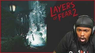 Did We Just Have A Boss Fight!? - Layers Of Fear 2 (Ep.6)