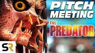 The Predator Pitch Meeting