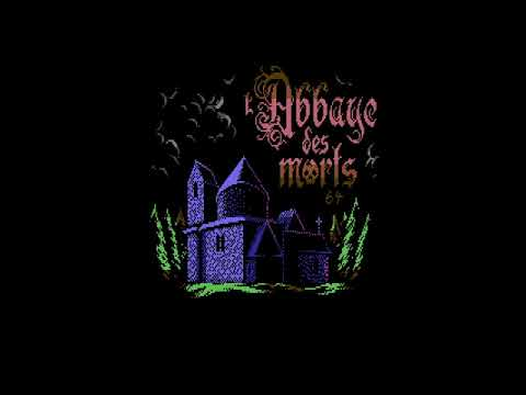 [TAS] C64 L'Abbaye des Morts by Mothrayas in 02:36,7