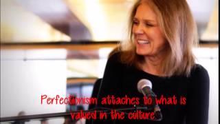 Gloria Steinem Presentation