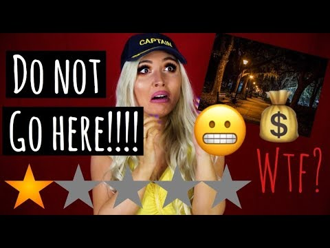 GOING TO THE WORST REVIEWED GHOST TOUR IN MY CITY?! (1 STAR)