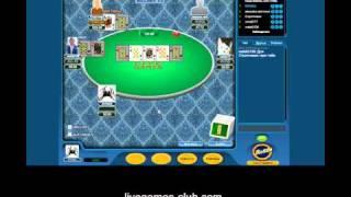 Покер онлайн - Игра в покер онлайн