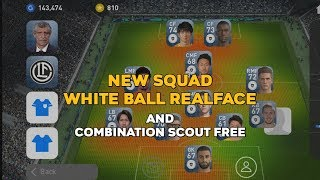 best white ball players for every position pes 2019 mobile