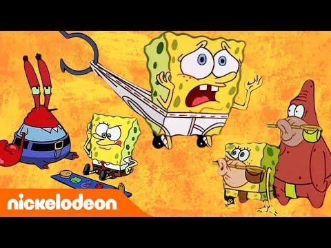 🔴EN DIRECTO: Bob Esponja | Lecciones importantes | Nickelodeon en Español