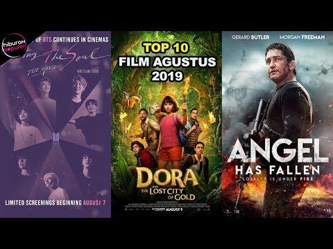 Berbagai genre  inilah 10 film pilihan yang tayang di agustus 2019