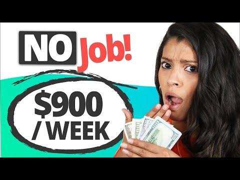 20 Ways To Make $900 A Week NO JOB🔥 | Marissa Romero