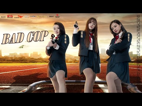 New Romance Movie | My Girlfriend is a Cop | Campus Love Story film English, Full Movie HD
