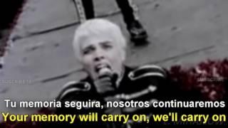 My Chemical Romance - Welcome To The Black Parade [Lyrics English - Español Subtitulado]