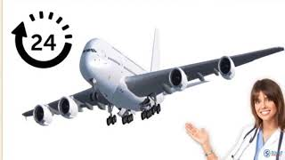 Get Trusted Air Ambulance from Bhopal with Dedicated Medical Staff