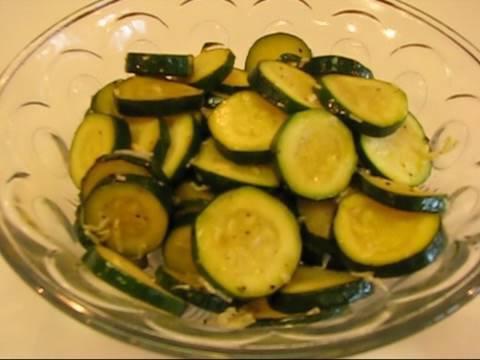 Video Betty's Summer Sauteed Zucchini