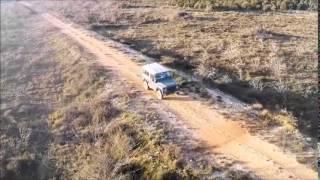 The Drone -Land Rover garrigues. Worakls Bleu Original Mix