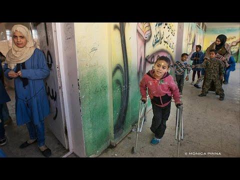 Εκπαίδευση & Αναπηρία: Η ενσωμάτωση των προσφυγόπουλων στην Ιορδανία…