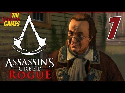 Прохождение Assassin's Creed: Rogue (Изгой) [HD|PS3] - Часть 7 (Yeah Science, Bitch!)