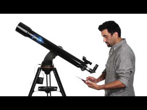 Celestron Astro Fi 90 mm réfracteur télescopique